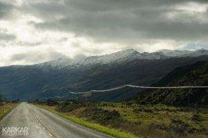 Onderweg in Nieuw-Zeeland
