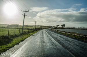 Op weg in Nieuw-Zeeland