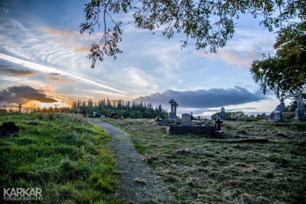 Ierse begraafplaats