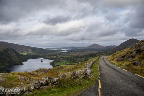 Weg in Ierland