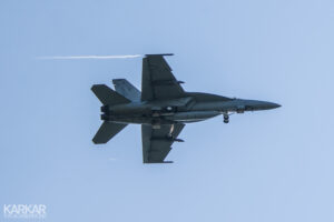 Amerikaanse gevechtsvliegtuig