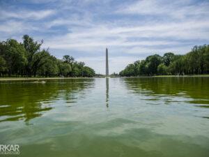 Washington Monument Reflecting Pool