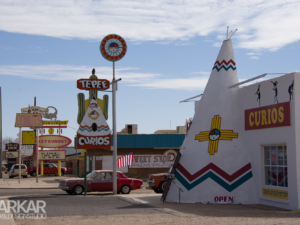Tepee curios Route 66