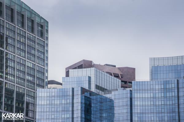 Skyscrapers Boston